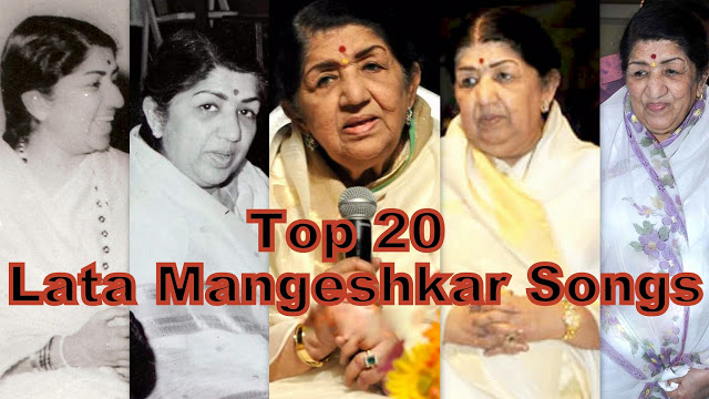 Top 20 songs by the legendary Lata Mangeshkar – a ranking by