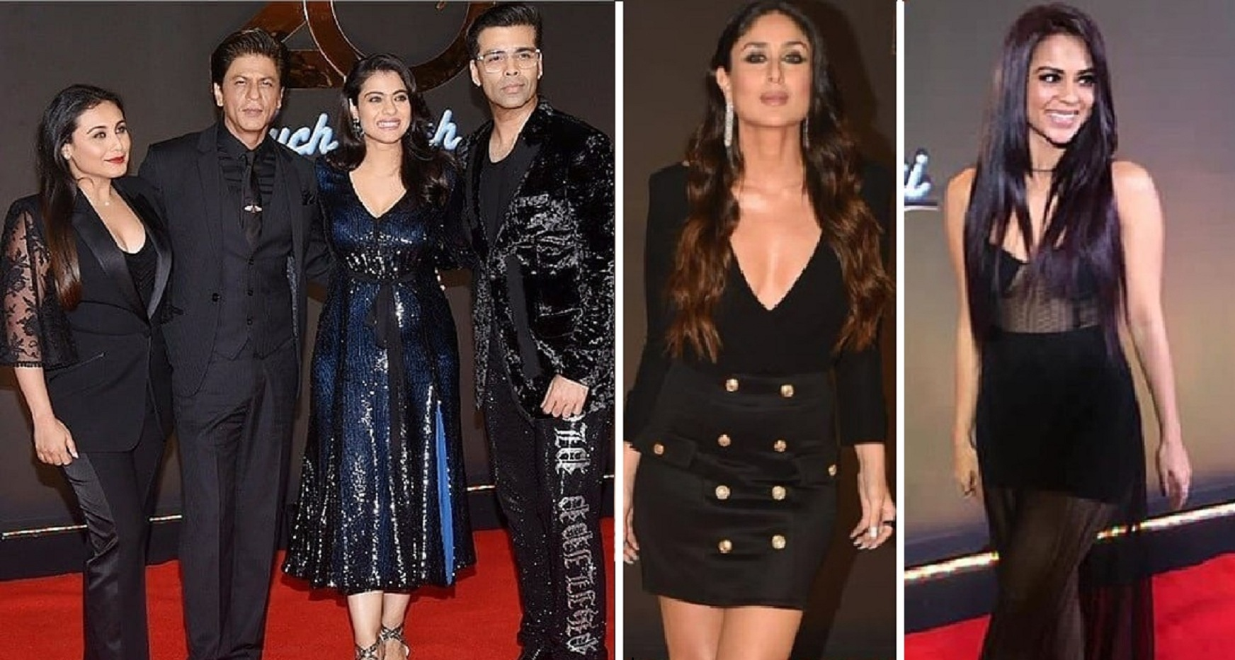 Bollywood Celebrates 20th Anniversary Of Kuch Kuch Hota Hai With A