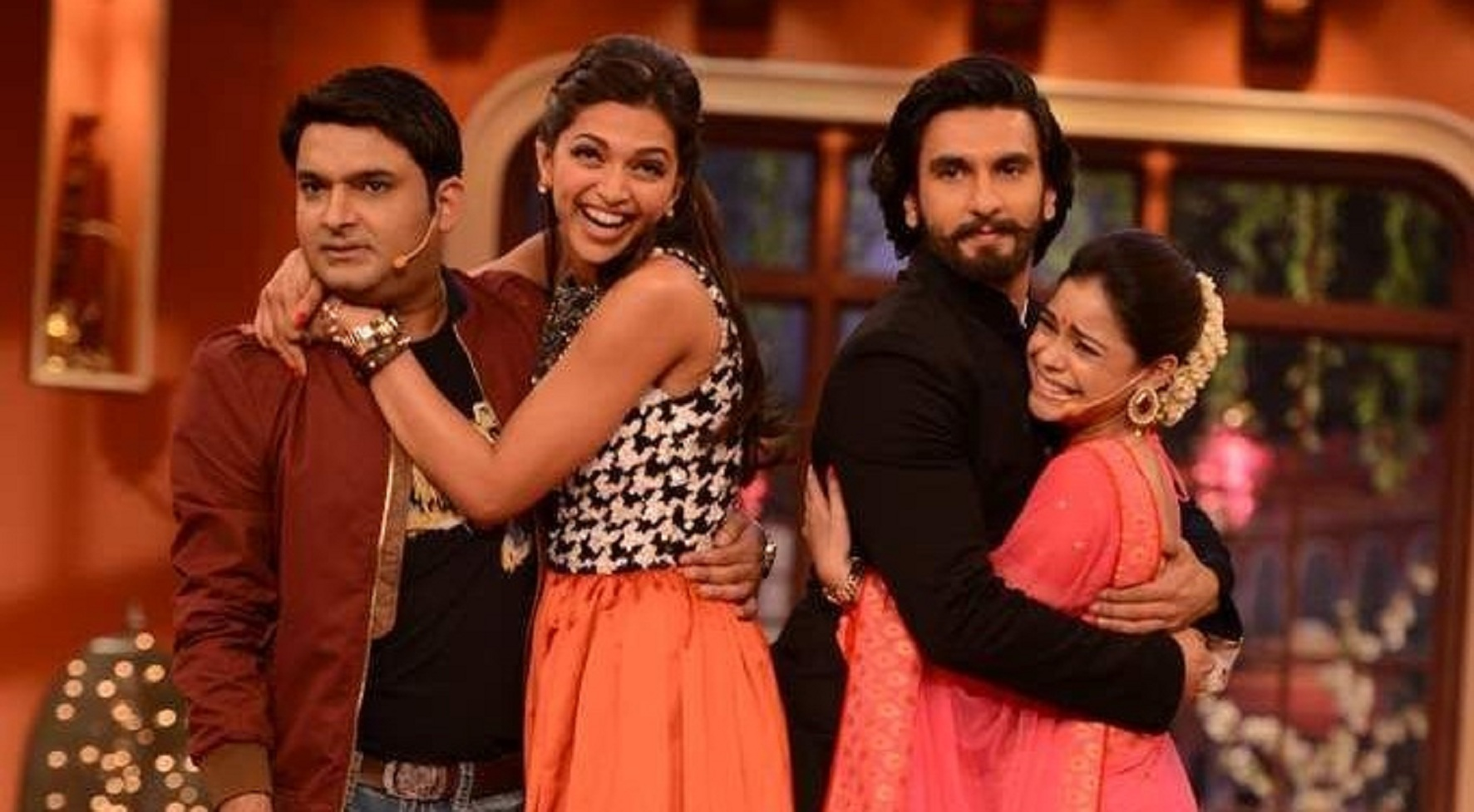 Deepika and Ranveer To Make First Appearance As A Married Couple on